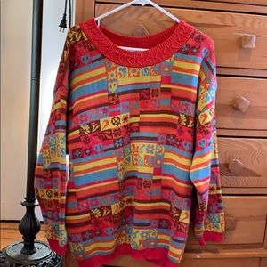 Made in Italy Stefanel Ugly Sweater